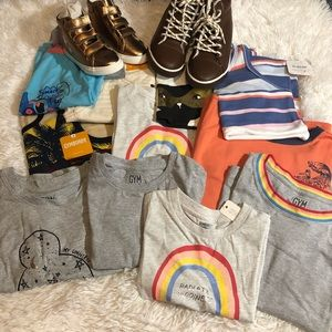 NWT 13 piece kids resell lot